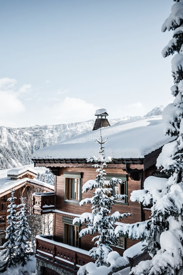 Destinations 02 - Courchevel
