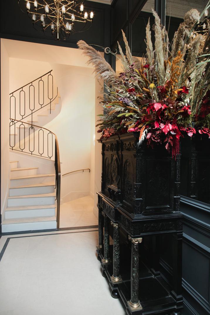 Maison Montespan Paris - Biens de luxe