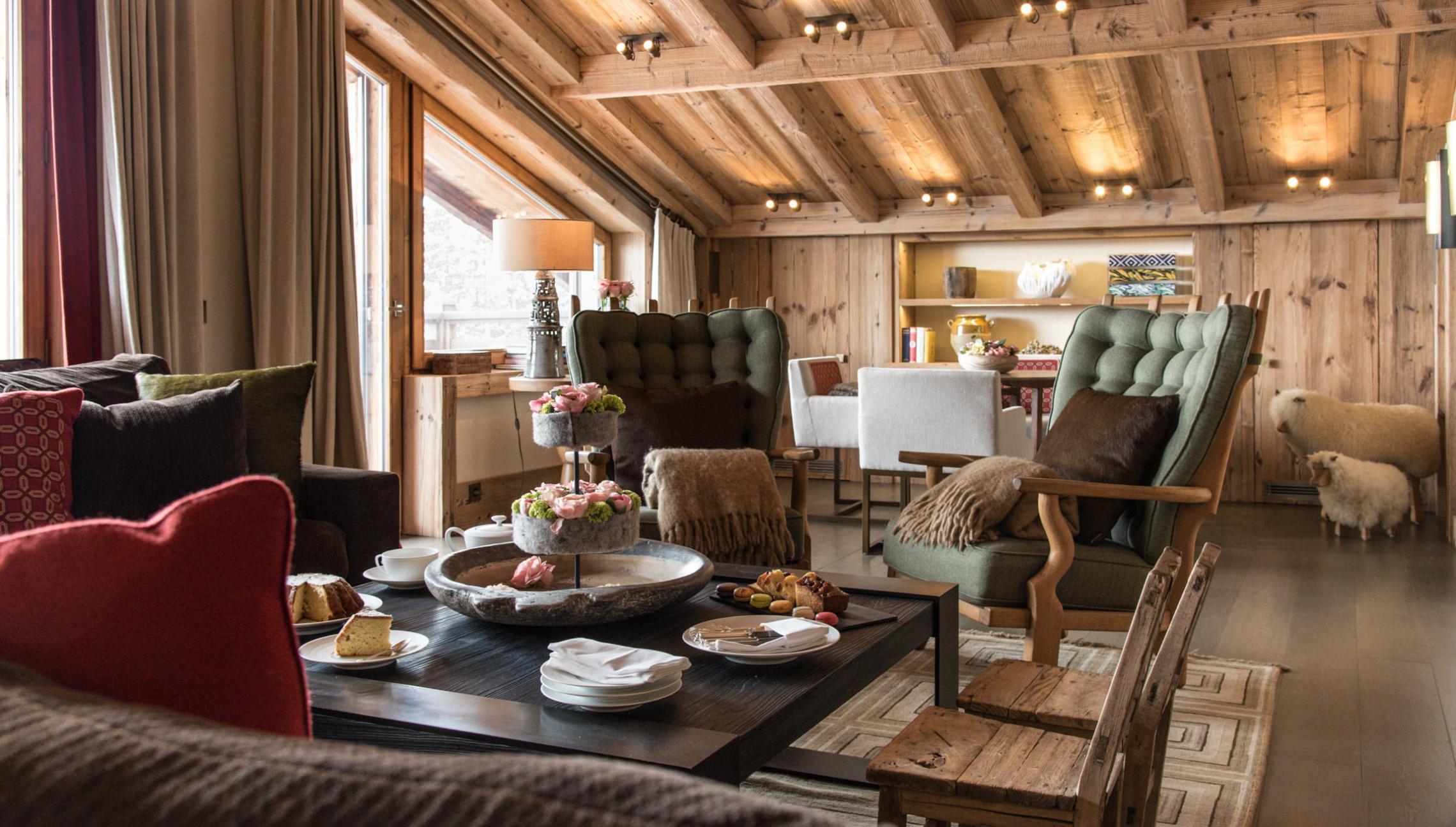 Chalet Nanuq Courchevel - Biens de luxe